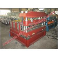 Wholesale Trapezoidal Profile Roof Sheet Curving Machine With Mitsubishi PLC Controller from china suppliers