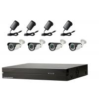 Wholesale Ceilling Mount IP Camera NVR Kit Indoor Bullet Camera ONVIF P2P Cloud All In One Package from china suppliers