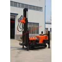 Wholesale Crawler type portable 150m hydraulic water well drilling machine from china suppliers