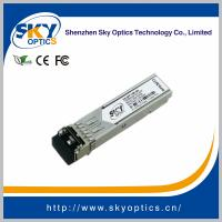 Wholesale 1000BASE SX Connector Type 1.25G SX SFP Fiber Optical Transceiver from china suppliers