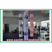 Wholesale Pillar Inflatable Led Lighting Decoration Inflatable Decoration With Logo Printing from china suppliers