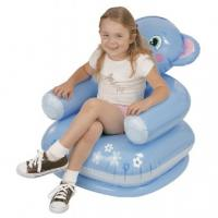 Quality inflatable elephant PVC chair for kids for sale