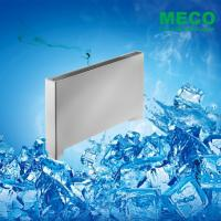 Buy cheap Ultra Thin Vertical Fan Coil Units super slim design for cooling and heating in room from wholesalers