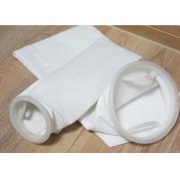 Wholesale PP / Polypropylene needle filter fabric liquid filter bag for tank aquarium from china suppliers