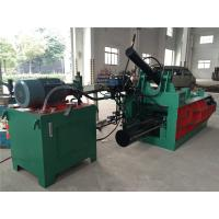 Wholesale Stainless Steel Hydraulic Scrap Baler Machine , Turn - Out Baling Press Machine Y81F - 315 from china suppliers
