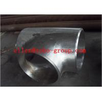 Wholesale Stainless steel tee ,super duplex uns s32750,  UNS S32760, A815 UNSS31803. TEE ,A403 WP321 from china suppliers
