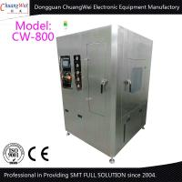 Wholesale Hot Air Drying Mode smt cleaning equipment , Stencil Cleaner Machine with 7-15 Cycle Time from china suppliers