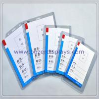 Wholesale Plastic ID Business Card Holder/Badge Holder from china suppliers