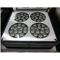 Buy cheap Factory direct selling 1 feet square size LED grow light 200W with 2 years warranty from wholesalers