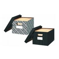 Wholesale Banker File Storage Box with Lift-Off Lid, Letter/Legal from china suppliers