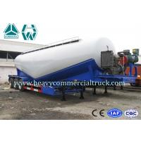 Wholesale High Performance Carbon Steel Cement Bulk Carrier Truck Durable 35M3 30 Ton from china suppliers