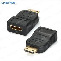 Wholesale V1.4 male to female Micro HDMI adapter from china suppliers