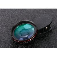 Wholesale Customized Logo Mobile Phone Macro Lens For Iphone / Samsung / HTC from china suppliers