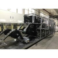 Buy cheap High performance high efficiency facial mask folding production machine from wholesalers