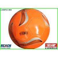 Wholesale Stitched Adult Size Leather Soccer Ball With Printing All  Over The Ball from china suppliers