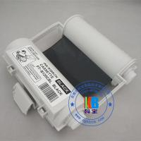 Quality color thermal ribbon cartridge  120mm*50m  compatible Max bepop printer CPM-100 HG 3C for sale