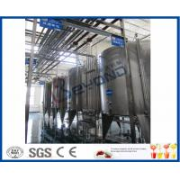Wholesale Juice Tea Beverage Production Line , Food And Beverage Service Equipments from china suppliers