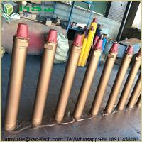 Wholesale Golden High Air Pressure Downhole Hammer For Water Well Deep Hole Drilling from china suppliers