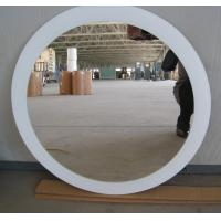Wholesale Sinoy 5mm Round Safety Mirror Beveled Edge For Living Room / Bedroom from china suppliers