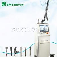Buy cheap CO2 fractional laser scar removal vaginal tightening rf tube beauty care machine from wholesalers