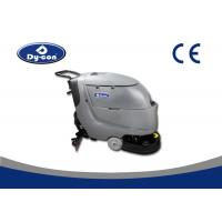 Wholesale Commercial Compact Floor Scrubber Cleaning Machine Electric Wired Heavy Duty from china suppliers