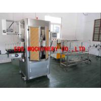 Wholesale 150 Bottles Per Min Shrink Sleeve Label Machine 3.0KW 30mm - 250mm from china suppliers