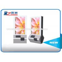 Wholesale Full HD 1080p Wall Mount Touch Screen Information Kiosk For Advertising / Shopping Mall from china suppliers