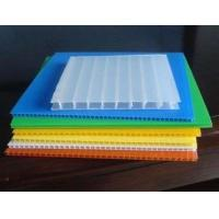 Wholesale PP Corrugated Plastic Sheet/PP Hollow Sheet/PP Coroplast Protective Board from china suppliers