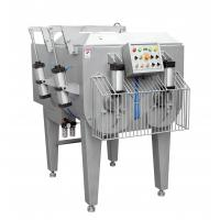 Wholesale Dual Shaft 500 Liter Meat Mixer Machine 5.15KW / 6.35KW Power For Meat Factory from china suppliers