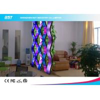 Wholesale Rental SMD 3 In 1 Flexible Led Display Panels , Soft Led Curtain Screen P10 from china suppliers