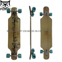 "Wholesale Longboard Hot Sales for Brazil Market 7"" Scrub paris truck Complete skateboard LD-181 from china suppliers"