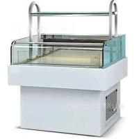 Wholesale Food Warmer Showcase Open Type Sandwish Display Cabinet 1000*850*1280mm from china suppliers