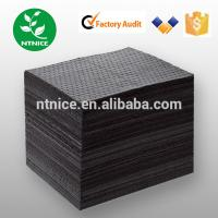 Wholesale 100% Polypropylene flat universal Spill Control 40cm*50cm absorbent pads from china suppliers