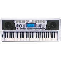 Wholesale 136 Timbre Tune Electronic Keyboard Piano 61 Key With 128 Rhythms from china suppliers