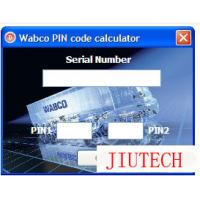 Wholesale Wabco PIN code generator Truck Diagnostic Software / diagnostic car software from china suppliers