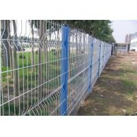 Wholesale Galvanized Material Villa Fence , Home Security Fence Plastic 1.8m High /3m Long from china suppliers