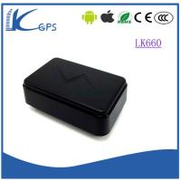 Wholesale small magnetic vehicle gps tracker with standby 3-5 years-----Black LK660 from china suppliers