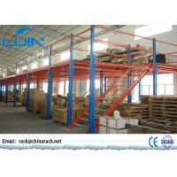 Wholesale 2 Levels Industrial Mezzanine Floors Steel Platform AS4084 Approval from china suppliers
