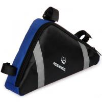 Wholesale PVC PVC Triangle Bicycle Bike Bag Front Frame Pipe Pouch Bag Dropshipping from china suppliers