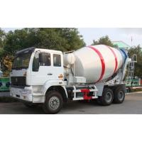 Wholesale SINOTRUK 8m3/10m3/12m3/14m3 HOWO Chassis Cement Mixer Truck from china suppliers