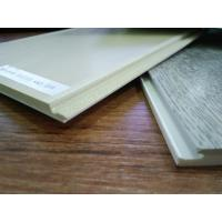 Buy cheap SPC Material and UV coating Surface Treatment lvt click pvc floor from wholesalers