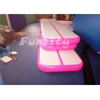Wholesale Customized Size Inflatable Air Track Mattress with 1 year Warrantry from china suppliers