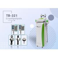 Wholesale 2 Heads Cryo lipolysis Fat Freezing Cool Sculpting Fat Reduction Body Contouring Fat Frozen from china suppliers