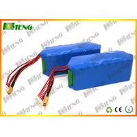 Wholesale 21Ah 21.6V Rechargeable 18650 Li-Ion Battery Pack For Scooter / Hoverboard from china suppliers