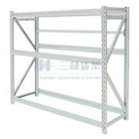 Wholesale High Steel Surface Paint Display With Container Store Shelves from china suppliers