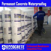 Wholesale Permanent Concrete Waterproofing, Deep Penetrating Sealer, Competitive Price from china suppliers
