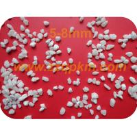 Wholesale White Fused Alumina 5 - 8 mm from china suppliers