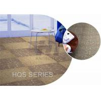 Wholesale Modern Modular Raised Floor Carpet Tiles Colorful Nylon Eco - Friendly 50cm x 50cm from china suppliers