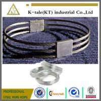Wholesale 3-strand collar /stainless steel wire rope slave collar from china suppliers