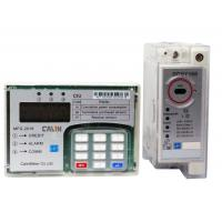 Wholesale Compact Single Phase Kwh Meter Din Rail Digital Electric Meter Remote Control from china suppliers